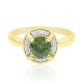 18K Madagascan Demantoid Gold Ring