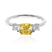 18K SI1 Yellow Diamond Gold Ring (CIRARI)
