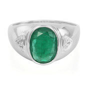 18K Nova Era Emerald Gold Ring
