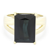 9K Mutuca Indicolite Gold Ring