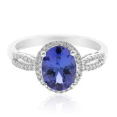 14K AAA Tanzanite Gold Ring (CIRARI)