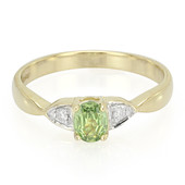 10K Namibian Demantoid Gold Ring (Molloy)