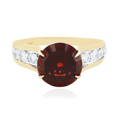 9K Mozambique Garnet Gold Ring (PHANTASIA)