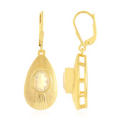 Welo Opal Silver Earrings (MONOSONO COLLECTION)