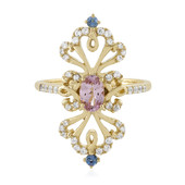 9K Pink Spinel Gold Ring (Adela Gold)