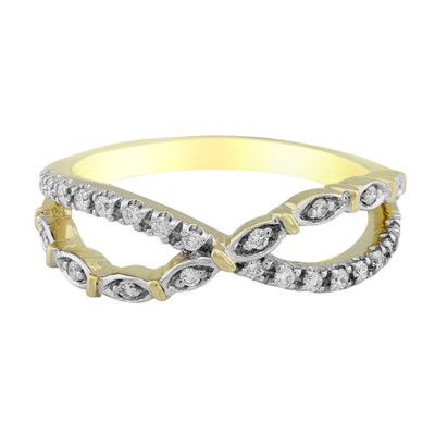 9K SI Diamond Gold Ring (Cavill)