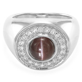 Cat´s Eye Scapolite Silver Ring