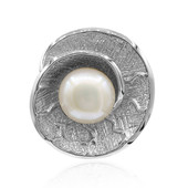 Freshwater pearl Silver Pendant (MONOSONO COLLECTION)