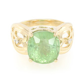 18K Paraiba Tourmaline Gold Ring
