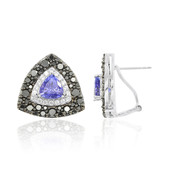 14K Tanzanite Gold Earrings (Dallas Prince Designs)
