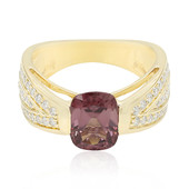 14K Pink Zircon Gold Ring (de Melo)
