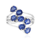 Kyanite Silver Ring (Memories by Vincent)