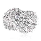 14K I1 Diamond Gold Ring (CIRARI)