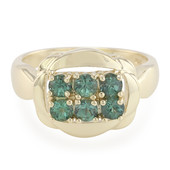 9K Brazilian Alexandrite Gold Ring