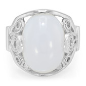 Turkish Chalcedony Silver Ring