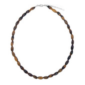 Tiger´s Eye Silver Necklace