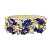 9K Nepal Kyanite Gold Ring (Adela Gold)