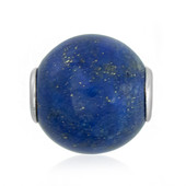 Lapis Lazuli Silver Pendant (MONOSONO COLLECTION)