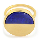 Lapis Lazuli Silver Ring (MONOSONO COLLECTION)