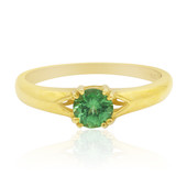 18K Tsavorite Gold Ring
