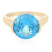 9K Marambaia Topaz Gold Ring (PHANTASIA)