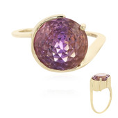 9K Ametrine Gold Ring (PHANTASIA)