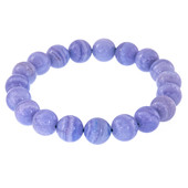 Blue Lace Agate other Bracelet