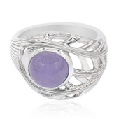 Jade Silver Ring (MONOSONO COLLECTION)