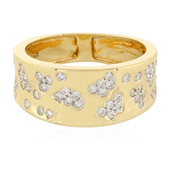 18K FL Diamond Gold Ring (LUCENT DIAMONDS)