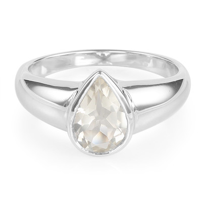 Orthoclase Silver Ring