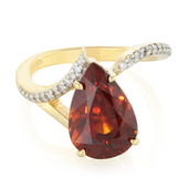 18K Spessartite Gold Ring (AMAYANI)