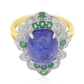 18K Tanzanite Gold Ring (CIRARI)