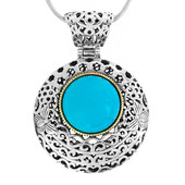 Sonora Beauty Turquoise Silver Necklace