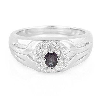 Madagascan Colour Change Garnet Silver Ring