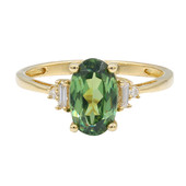 14K Demantoid Gold Ring (CIRARI)