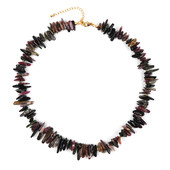 Tourmaline Silver Necklace