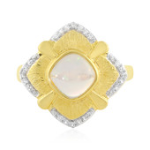 Welo Opal Silver Ring (MONOSONO COLLECTION)