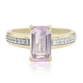 14K Kunzite Gold Ring