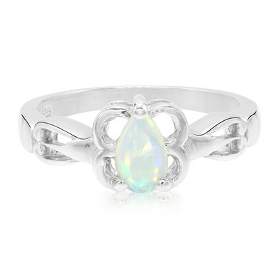 Indonesian Opal Silver Ring (Molloy)
