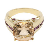 14K Morganite Gold Ring (de Melo)