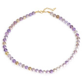 Anahi Ametrine Silver Necklace