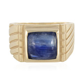 Nepal Kyanite Silver Ring