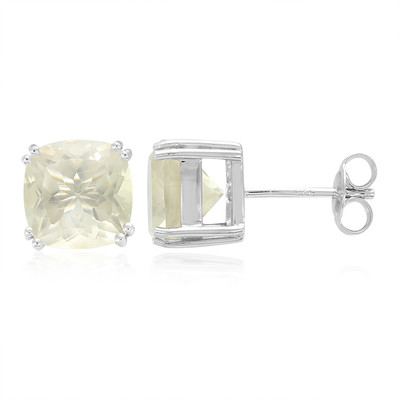 Orthoclase Silver Earrings