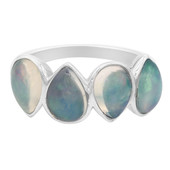 Welo Opal Silver Ring (Cavill)