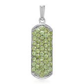 9K Demantoid Gold Pendant