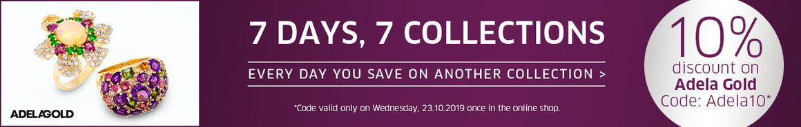7 days Molloy discount