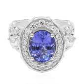 14K Tanzanite Gold Ring (Dallas Prince Designs)