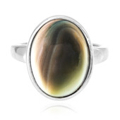 Shiva Eye Silver Ring