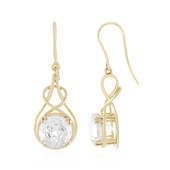 9K Majestic Topaz Gold Earrings (PHANTASIA)