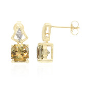 14K Zultanite Gold Earrings (Molloy)